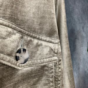 CAbi Jackets & Coats - 🌵CAbi Sunday Topper Velvet Platinum Jacket Small